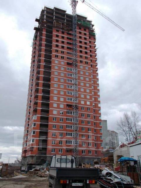 1-комнатная, улица Ватутина 33. 64, 71 микрорайоны, застройщик, 26 кв.м.