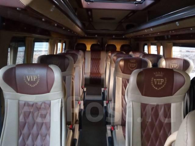 Аренда услуги м/автобусов премиум класса 12 мест. С водителем