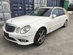 Mercedes-Benz E-Class. W211, M272