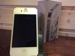 Apple iPhone 4s. Б/у, 8 Гб, Белый, 3G