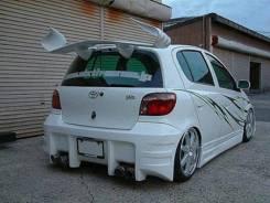 Бампер задний для Toyota Vitz