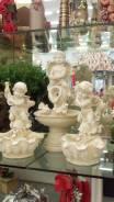 Интерьерные фонтаны.