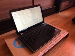 HP Pavilion 15. 15.6дюймов (40см), 3,2ГГц, ОЗУ 6144 МБ, диск 700 Гб, WiFi, Bluetooth, аккумулятор на 5 ч.