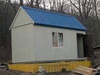 Строительство дачных домиков, беседки, помещения для инвентаря, заборы