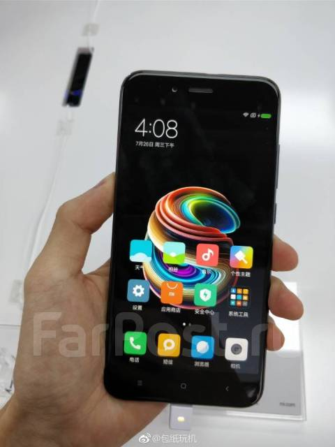 Xiaomi Mi5X. Новый, 64 Гб, Черный