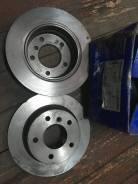 Диск тормозной. BMW 3-Series, E36, E36/2, E36/2C, E36/3, E36/4, E36/5