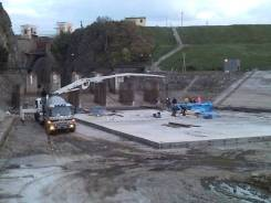 Аренда бетонопадающего оборудования (Швинг)