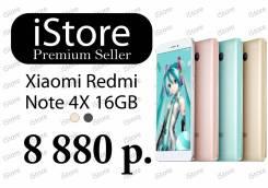 Xiaomi Redmi Note 4X. Новый, 16 Гб