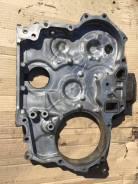 Лобовина двигателя. Nissan Atlas Двигатель QD32