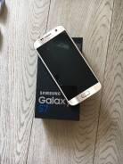 Samsung Galaxy S7. Б/у, 32 Гб, Золотой, 4G LTE