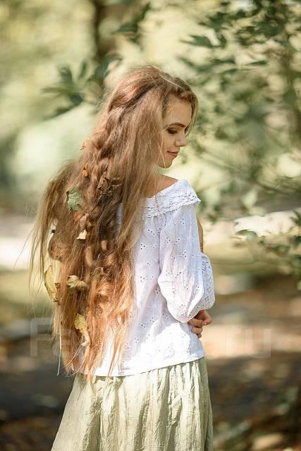 Семейный фотограф Nata Volkowa! Фотосессия в цветущих садах!