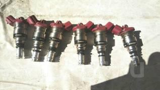 Проводка форсунок. Nissan Silvia, S13, S14, S15 Nissan Skyline, ECR33 Nissan 180SX, RPS13 Nissan Stagea, WGNC34 Двигатели: SR20DET, RB25DET