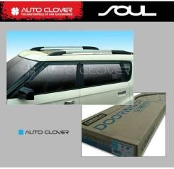 Ветровик на дверь. Kia Soul, AM Двигатели: D4FB, G4FC