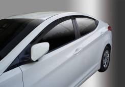 Дефлекторы и ветровики. Hyundai Elantra, MD Hyundai Avante, MD