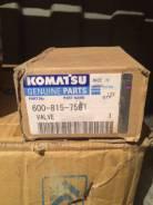 Клапан впрыска топлива 600-815-7581 Komatsu D475A-5, HD785, WA900. Komatsu: WA800-3, WA900, HD785, D475A-5, D475A, WA700-3