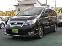 Nissan Serena. вариатор, передний, 2.0 (147л.с.), бензин, б/п. Под заказ