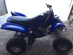 Yamaha Raptor 660. исправен, без птс, с пробегом