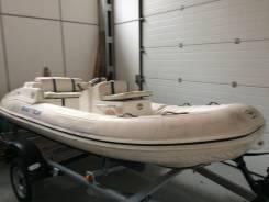 Nautica. 2012 год год, длина 3,50м., двигатель стационарный, 80,00л.с., бензин