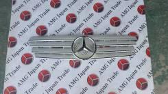 Решетка радиатора. Mercedes-Benz CL-Class, C215 Двигатели: M113E50, M113E55, M137E58, M137E63, M275E55
