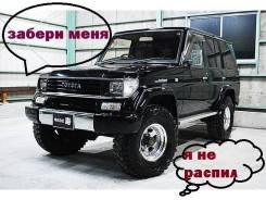 Toyota Land Cruiser Prado. автомат, 4wd, 3.0, дизель, 127 000 тыс. км, б/п, нет птс. Под заказ