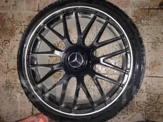 Продам колеса R19 Mersedes C/E/S AMG разноширокие. 8.0/9.5x19 5x112.00 ET35/35 ЦО 66,6мм.