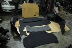 Обшивка багажника. Nissan Laurel, GC35, HC35