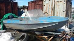 Казанка-5М4. Год: 2006 год, двигатель без двигателя