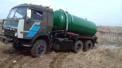 КамАЗ 5320. Камаз 5320 грузовой цистерна 1985г., 10 850 куб. см., 5-10 т