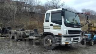 Isuzu Giga. Продается грузовик Isuzu GIGA 2001 года бп по РФ- без документов, 9 830куб. см., 14 000кг.