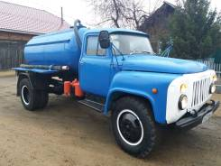 ГАЗ 53. Продам ассенизатор газ 53, 4 500 куб. см.