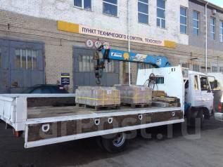 Услуги бортового грузовика с краном (воровайка) эвакуатор
