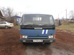 Nissan Atlas. Ниссан атлас, 4 200 куб. см., 3-5 т