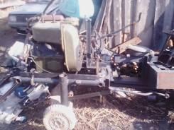 Самодельная модель. Продам самодельный мини трактор, 8 л.с.