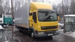 DAF LF 45. Daf lf 45.160 2013 фургон 5 тонн, 6 700куб. см., 5 000кг., 4x2