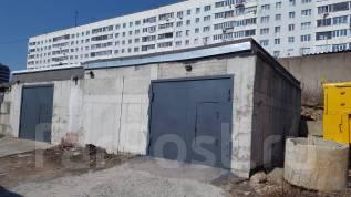 Гаражи капитальные. улица Борисенко 100к, р-н Патрокл, 35 кв.м., электричество, подвал. Вид снаружи