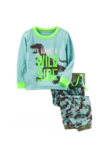 Пижама OshKosh 5t Оригинал в Наличии - Детская одежда во Владивостоке 41abf346eab79