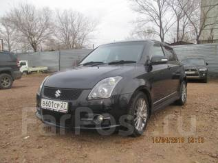 Suzuki Swift. автомат, передний, 1.6 (125 л.с.), бензин, 130 000 тыс. км