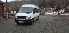 Mercedes-Benz Sprinter 515 CDI. Mercedes-benz sprinter 515 CDI 2014 г. в, 2 200 куб. см., 19 мест