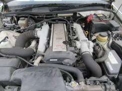 Двигатель в сборе. Toyota Crown, JZS171, JZS171W Toyota Verossa, JZX110 Toyota Mark II, JZX110 Двигатели: 1JZFSE, 1JZGE, 1JZGTE, 1GGTE