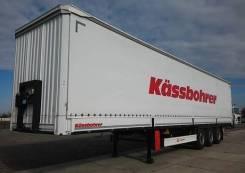 Kassbohrer. XS (ECO) штора, ворота, без борта, 32 550 кг.