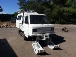 ASV Track-Truck. Вездеход снегоход Truc-Track, 2 500куб. см., 500кг., 800кг.