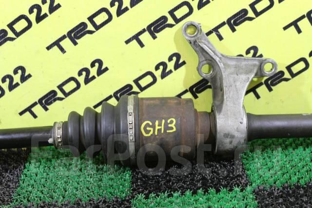 Привод, полуось. Honda HR-V, GH3, GH4, GH1, GH2 Двигатели: D16A, D16W1, D16W2, D16W5