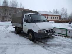 ГАЗ 33021. Газель 33021, 2 500 куб. см., 3-5 т