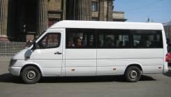 Mercedes-Benz Sprinter 313 CDI. Продам пассажирский микроавтобус Mercedes Sprinter, 2 148куб. см., 20 мест