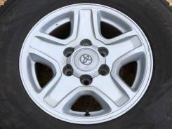 "Toyota. 7.0x16"", 6x139.70, ET15"