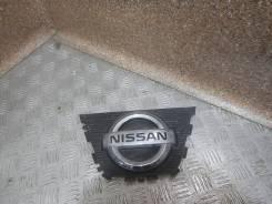 Накладка на решетку радиатора Nissan Quashqai