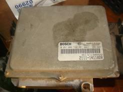 Коробка для блока efi. Лада 2111, 2111