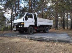 Toyota Dyna. Продается отличный мостовой грузовик Toyota DYNA, 3 670куб. см., 4x4