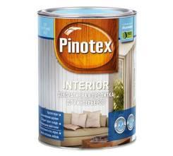 Пропитка PINOTEX Interior CLR (прозрачный, для колеровки), 2,7л