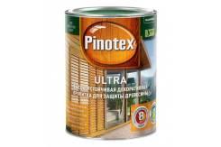 Пропитка Pinotex Ultra белый, 1л